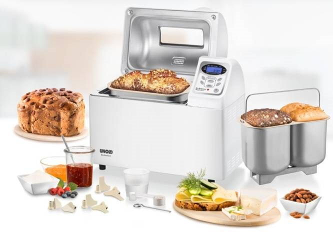 Bread Machines Are Wonderful For Baking From Your Summer